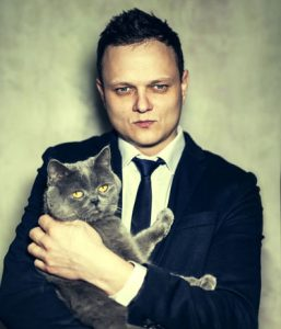 man-with-cat