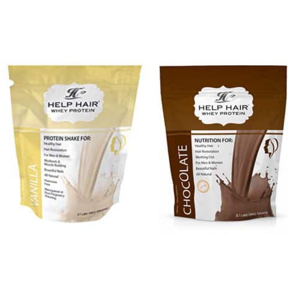 Help Hair Whey Protein