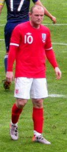 Celebrity hair transplants Wayne Rooney before