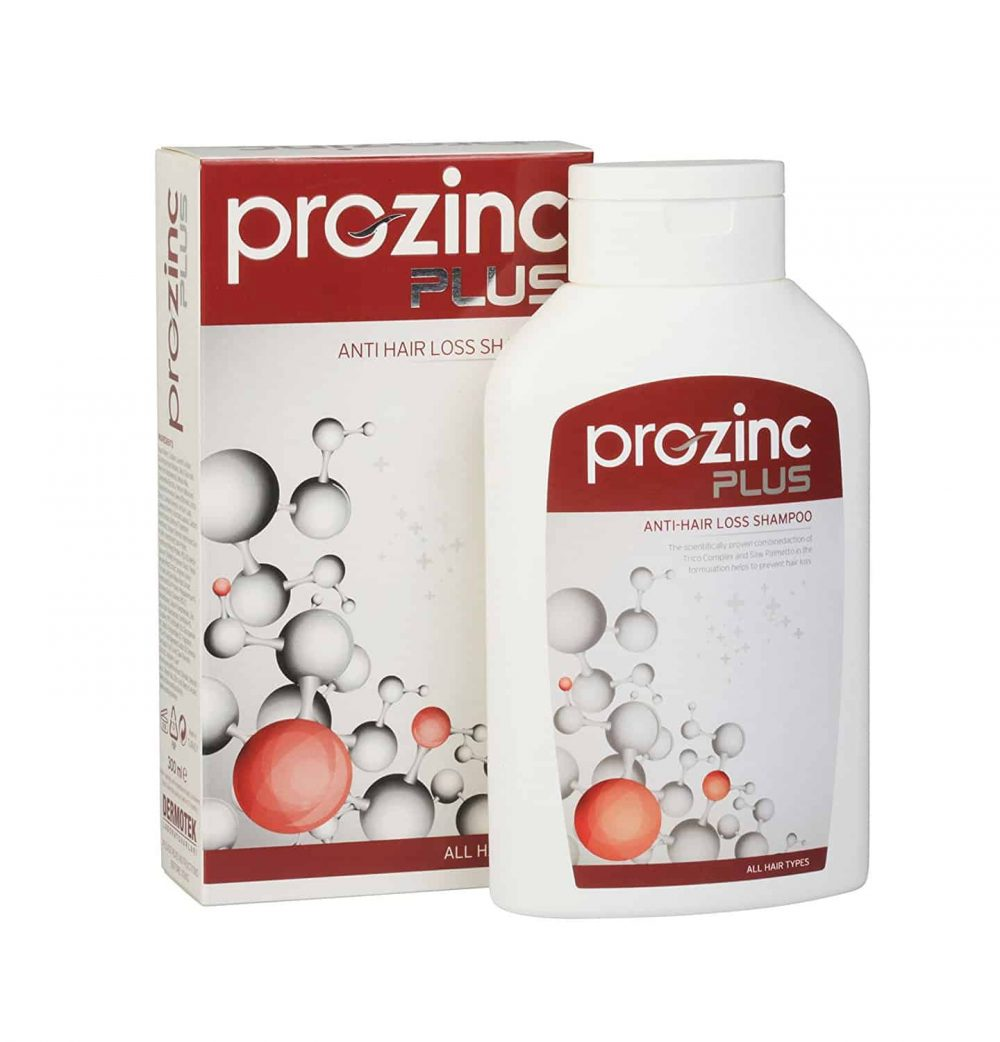 Prozinc Plus Anti Hairloss Shampoo