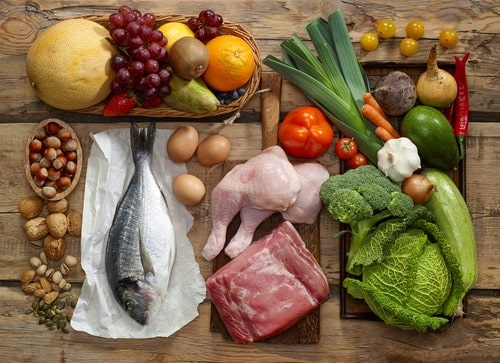 The Paleo Diet, avoid winter colds