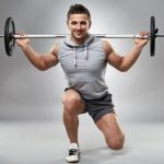 one kit workout barbell, online fitness training, why all men should train their legs