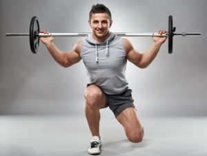 online fitness training, why all men should train their legs