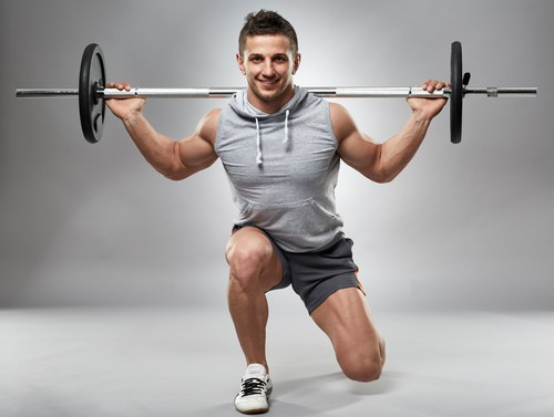 maintaining testosterone, one kit workout barbell, online fitness training, why all men should train their legs