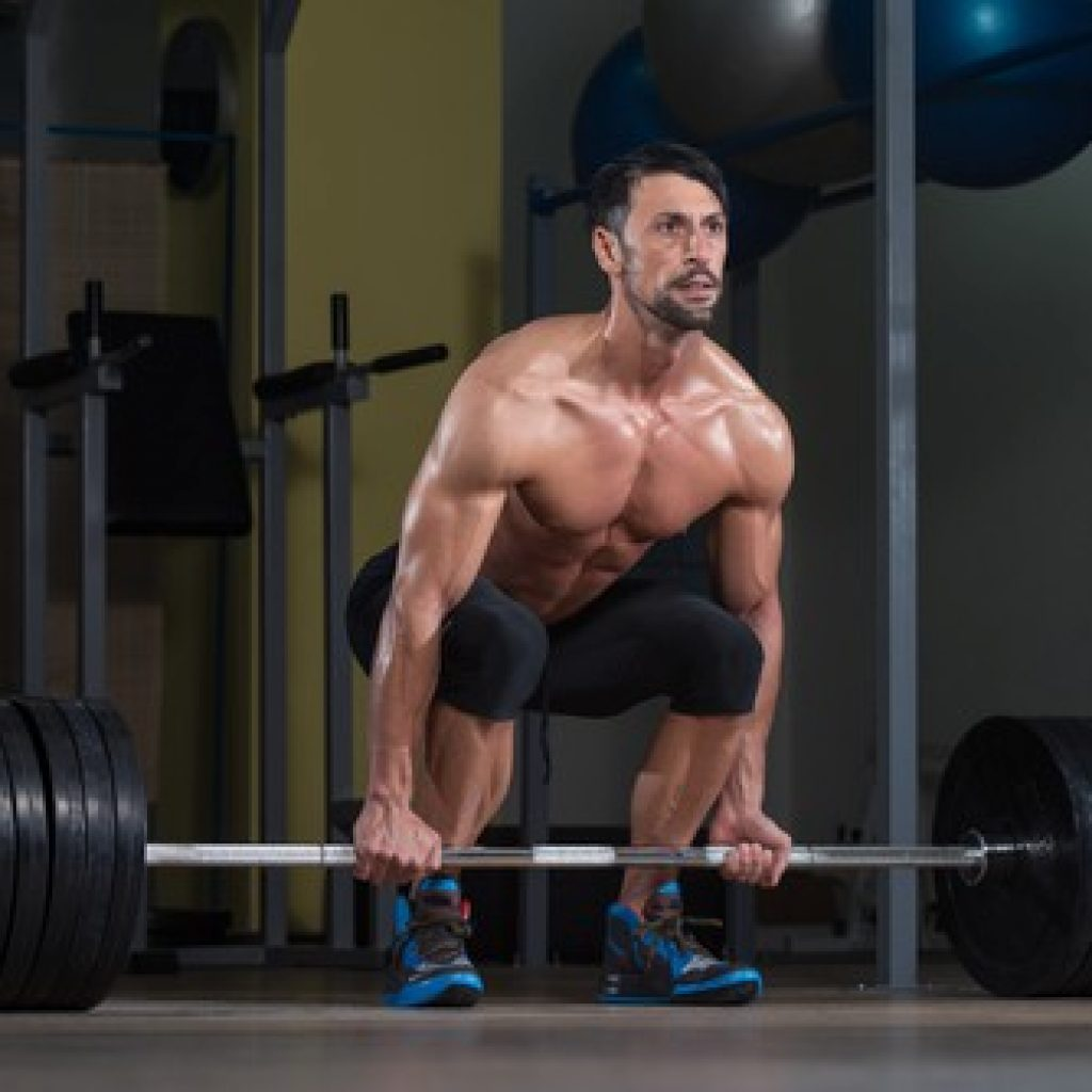 deadlifting, maintaining testosterone