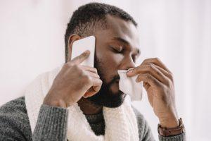 avoid winter colds
