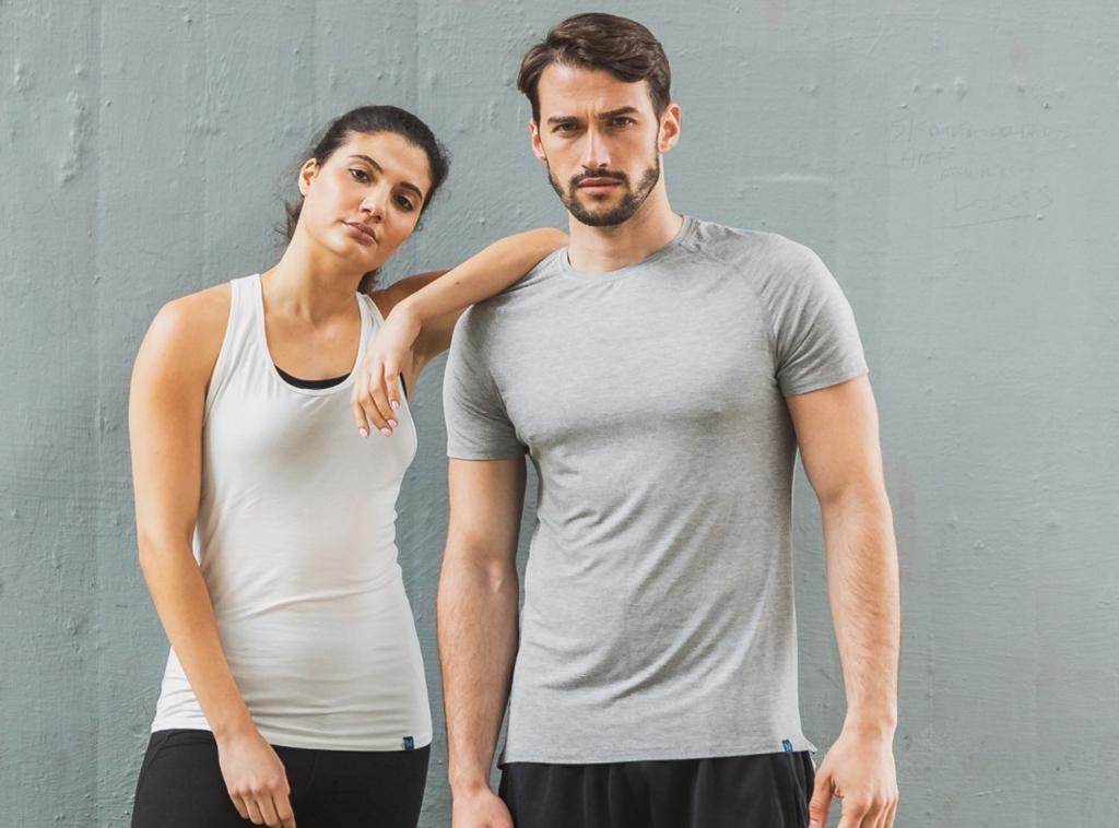 sustainable gym wear, bodytek, eco friendly fitness wear