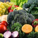 eat vegetables