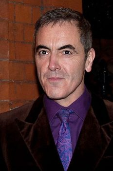 celbrity hair transplants James Nesbitt 2013